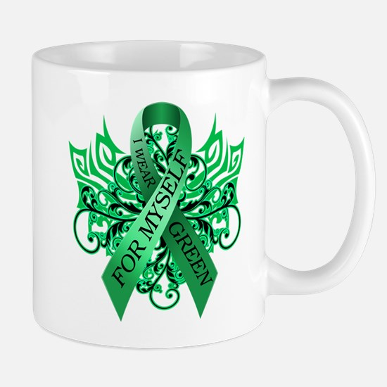 I Wear Green for Myself Mug
