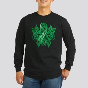 I Wear Green for Myself Long Sleeve T-Shirt