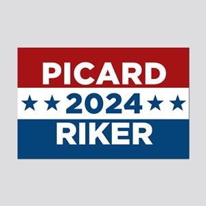 Picard Riker 2020 Posters