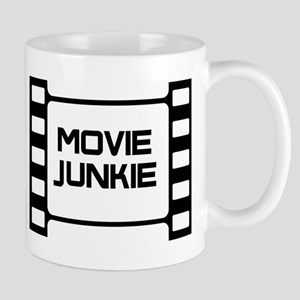 movie junkie Mug