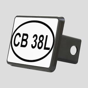 CB 38L Hitch Cover
