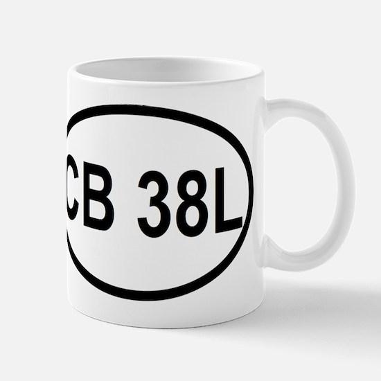 CB 38L Mug