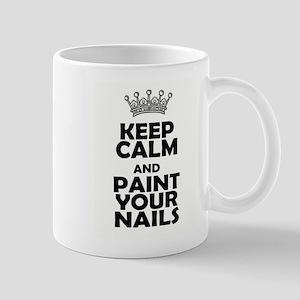 Paint your Nails T Mug