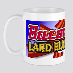 Bacon Lard Bless America Mug