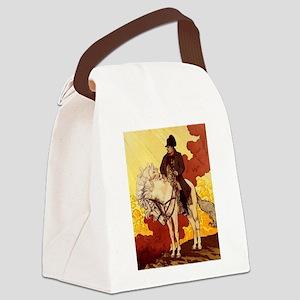 Napoleon Canvas Lunch Bag