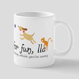 a PAWS for fun, llc Mug