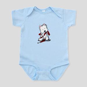 LET'S GO! Westie Infant Bodysuit