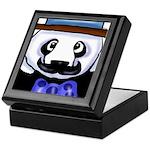 Gondolier Panda Keepsake Box