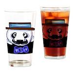 Gondolier Panda Drinking Glass