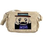 Gondolier Panda Messenger Bag