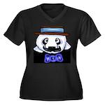 Gondolier Panda Plus Size T-Shirt