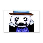 Gondolier Panda Wall Decal