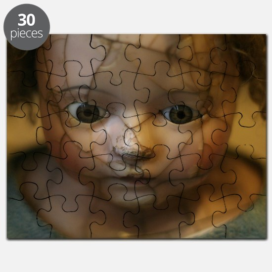 Funny Scary doll Puzzle