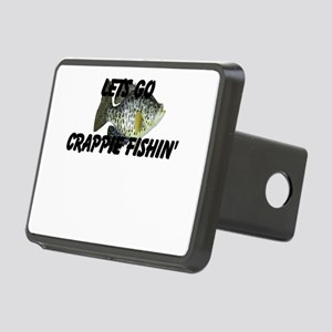 Crappie fishing Hitch Cover