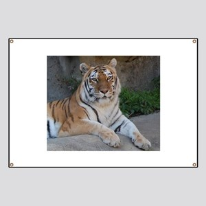 Bengal Tiger Banner