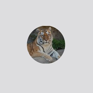 Bengal Tiger Mini Button