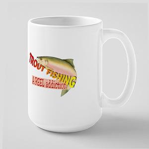 Trout fishing Mug