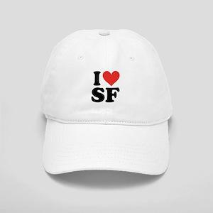 I Heart Personalized Baseball Cap
