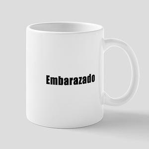 Embarazado 'pregnant' Spanish Mug