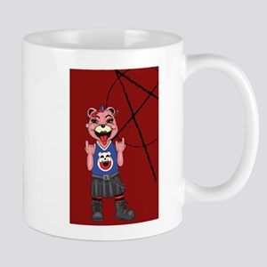 Punk Bear Mug
