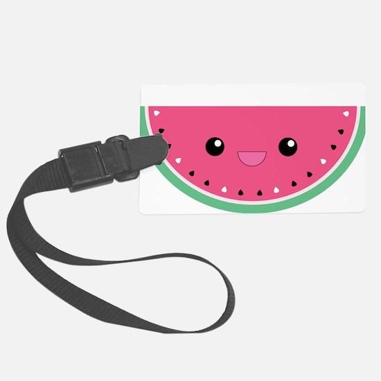 Cutie Watermelon Luggage Tag