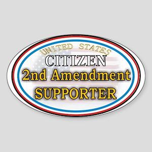 Citizen Supporter Sticker