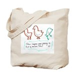 Your Path is Your Own Tote Bag
