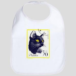 1964 Poland European Shorthair Cat Postage Stamp B