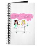 Friends + Tea Journal