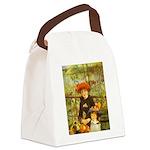 DosHermanas Canvas Lunch Bag