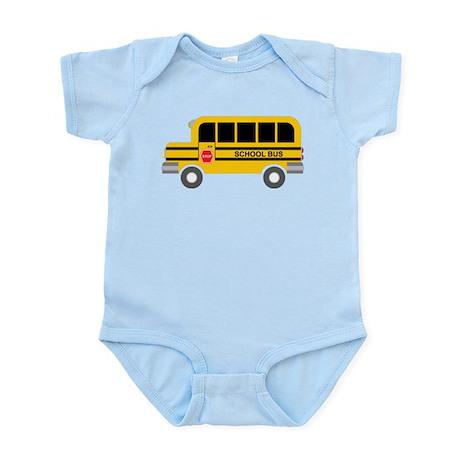 School Bus Body Suit