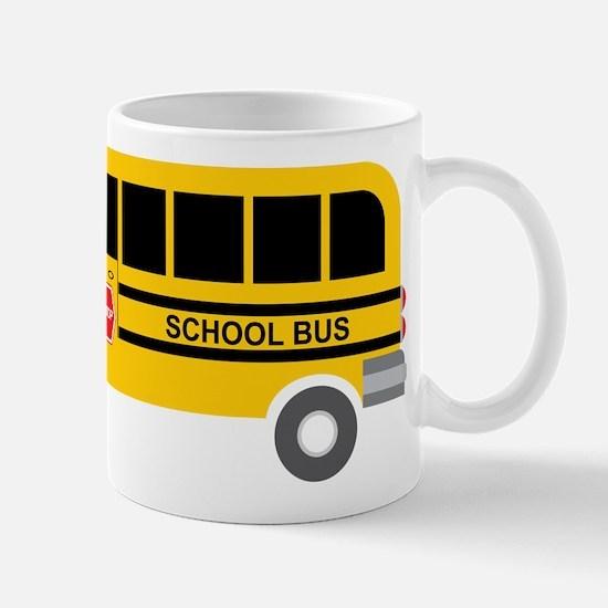 School Bus Mug