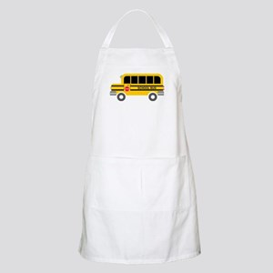 School Bus Apron