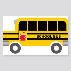 School Bus Sticker