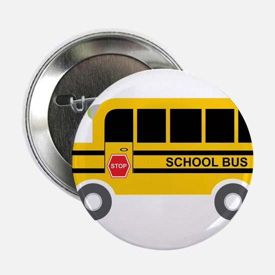 "School Bus 2.25"" Button"