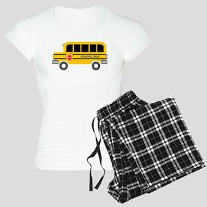 School Bus Pajamas