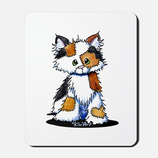 Calico Patches Mousepad