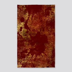 Bloody 3'x5' Area Rug