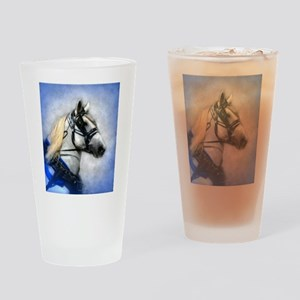 OUT OF THE BLUE Drinking Glass