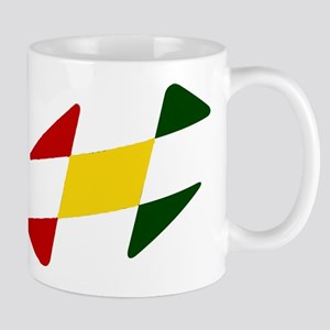 Rastafarian Colors Mug