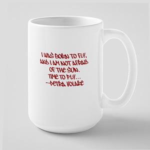 Petra V's Signature Quote Mug