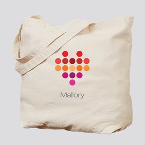 I Heart Mallory Tote Bag