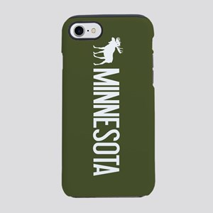 Minnesota Moose iPhone 7 Tough Case