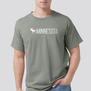 Minnesota Moose Mens Comfort Colors Shirt