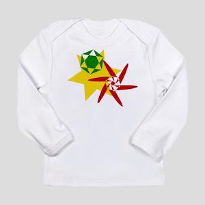 Rastafarian Color Long Sleeve T-Shirt
