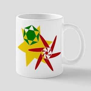 Rastafarian Color Mug