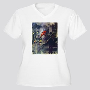 In search. Plus Size T-Shirt