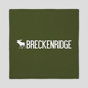 Breckenridge Moose Queen Duvet