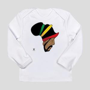 Rastafarian Long Sleeve T-Shirt
