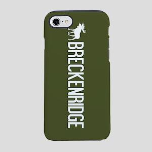 Breckenridge Moose iPhone 7 Tough Case